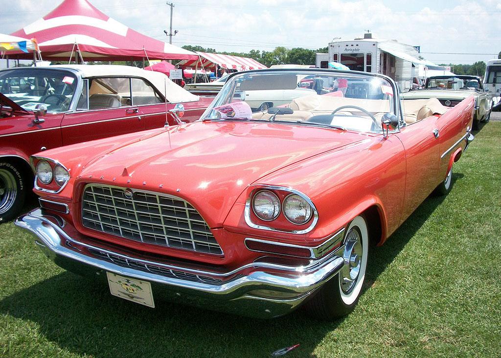 Chryslers At Carlisle 2014 | Autos Post